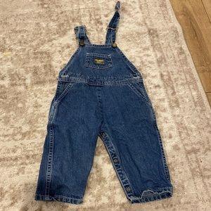Vintage Oshkosh overalls 24/M